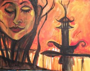 Daniella Norwood - conjuring my sister